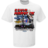 2019 Kevin Harvick Big Machine Vodka Brickyard 400 Winner Tee