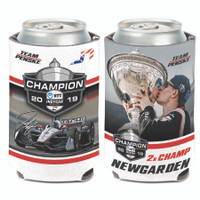 2019 NTT INDYCAR Series Josef Newgarden Champion Can Cooler