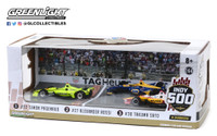 2019 Indy 500 1:64 3pc Podium Set