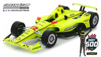 2019 Indy 500 Simon Pagenaud Winner 1:18 Diecast w/Figure