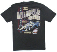 104th Running Indy 500 Americana Tee