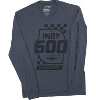 2020 Indy 500 Shield Long Sleeve Tee
