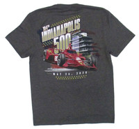 2020 Indy 500 Car Graphic Tee