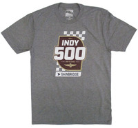 104th Running Indy 500 Event Triblend Tee