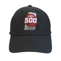 2020 Indy 500 Black Nike Cap