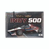 2020 Indy 500 Event Magnet