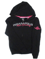 Ladies Wing Wheel and Flags Velocity Full Zip Hoodie