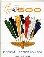 1962 Indy 500 Program