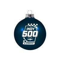 2020 Indy 500 Bulb Ornament
