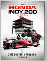 2019 Mid-Ohio Honda Event Program
