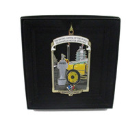 2020 Indianapolis Motor Speedway Brass Ornament