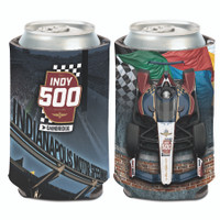 2020 Indy 500 Event Can Cooler