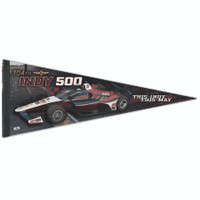 2020 Indy 500 Event Pennant