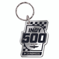 2020 Indy 500 Event Keychain