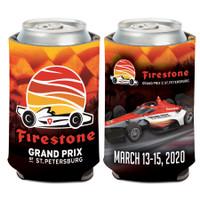 2020 Firestone Grand Prix of St. Petersburg Can Cooler