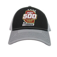 2020 Indy 500 Presented by GAINBRIDGE New Era 9FORTY Trucker Cap
