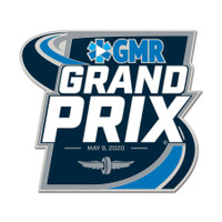 2020 GMR Grand Prix of Indy Lapel Pin