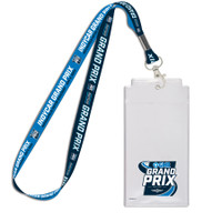 2020 GMR Grand Prix of Indy Credential/Lanyard Set