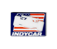 INDYCAR Americana Layered Magnet
