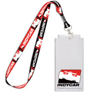 INDYCAR Series Oversized Credential/Lanyard Set