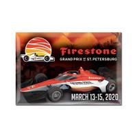 2020 Firestone Grand Prix of St. Petersburg Magnet