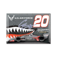 "Conor Daly ""20"" Driver Magnet"