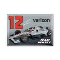 """Will Power """"12"""" Driver Magnet"""