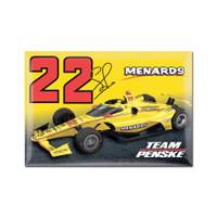 """Simon Pagenaud """"22"""" Driver Magnet"""