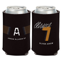 Oliver Askew Driver Can Cooler