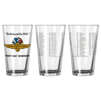 2019 Indy 500 Winners Ale Glass