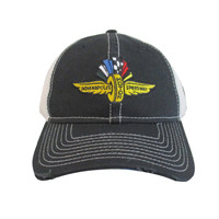 Indianapolis Motor Speedway Trucker New Era 9TWENTY Cap