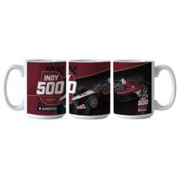 2020 Indy 500 Event Sublimated Mug