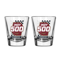 2020 Indy 500 Event Shot Glass