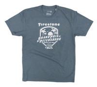 2020 Firestone Grand Prix of St. Petersburg Indigo Tee