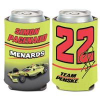 Simon Pagenaud Driver Can Cooler