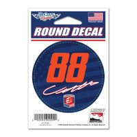 Colton Herta Round Decal