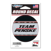 Team PENSKE Round Decal