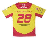 "Ryan Hunter-Reay ""28"" Driver Jersey"