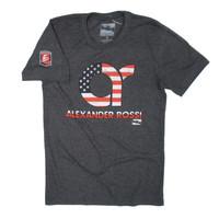 Alexander Rossi Americana Logo Tee