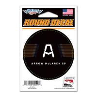 ARROW McLaren SP Round Decal