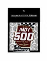 2020 Indy 500 Event Emblem