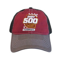 2020 Indy 500 Washed Cap