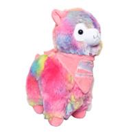 INDYCAR Plush Rainbow Llama