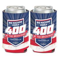 2020 Big Machine Vodka Brickyard 400 Can Cooler