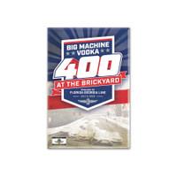 2020 Big Machine Vodka Brickyard 400 Magnet