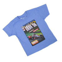 Youth Indy 500 Speedway Comic Tee