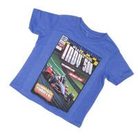 Toddler Indy 500 Speedway Comic Tee