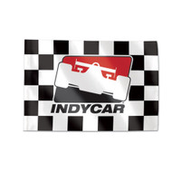 INDYCAR 3'x 5' Checkered Flag