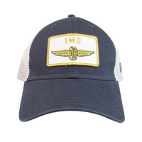 Wing and Wheel Patch Trucker 9FORTY New Era Cap