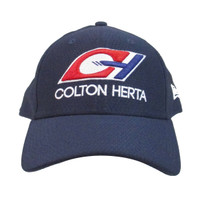 Colton Herta Logo New Era 9FORTY Cap